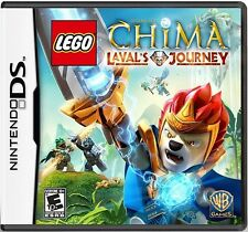 LEGO Legends of Chima: Laval's Journey [Nintendo DS DSi, Kids Action Adventure]