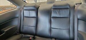 96-00 Honda civic coupe rear seat leather.em1,ej1,ej6,si,domani,eg6,dc,dc5,ek9