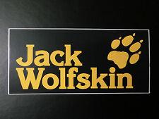 Jack Wolfskin Aufkleber,Sticker,Pfote,Tatzen,Tatze,Draussen ist überall, WOLF, 4