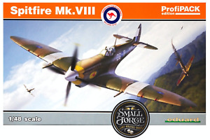 Eduard 08284. SPITFIRE Mk VIII Aus RAAF Decals Profipack Mode. Scale 1:48 NEW
