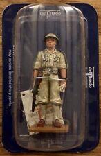 Del Prado 1st Lt. US Cavalry Philippines 1942 Metal Soldier (7cm) Free Post