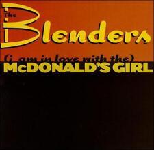Blenders (Artist) : (I Am In Love With The) McDonalds Girl CD