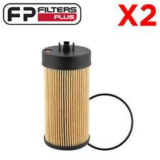 2 X P7235 Baldwin Oil Filter F-Truck 6.0L/6.4L T/Diesel 2003 to 2010 3C3Z6731AA