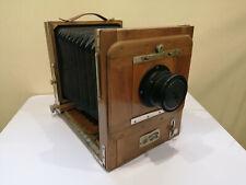 Soviet Russian camera FKD 13 x 18 + 2 Cassettes