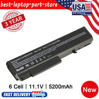 6 cell New Battery for HP ProBook 6440b 6450b 6540B 6545b 6550b 6555b 6445b US