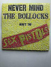 Sex Pistols Never Mind The Bollocks Mosaic Picture art