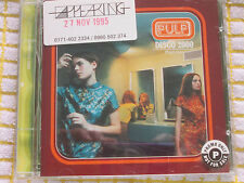Pulp ‎– Disco 2000 - Part Two Island CIDX 623 854495-2 Stickered UK CD EP Single