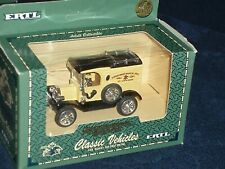 """ERTL/CLASSIC VEHICLES 1913 FORD DELIVERY TRUCK/VAN """"BUDWEISER"""" """"O"""" SCALE 1/43"""