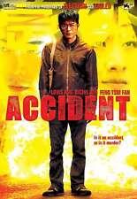 New: ACCIDENT (Richie Jen, Louis Koo) DVD