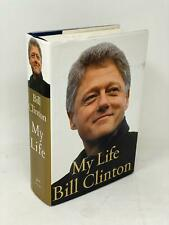 Bill Clinton Signed Book My Life President Autograph