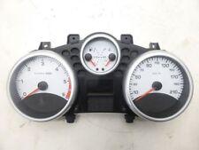 Peugeot 206+ t3e 1.4hdi eco 70 año 2009 combinaciones de velocímetro instrumento 9673795980 124tkm