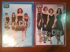 2 DVD sex and the city - Sorrisi e Canzoni - 2005 - M