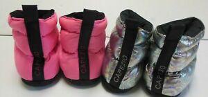 Capezio Warm Up bootie H30W Indoor Cool down squishie boots 2 colors H30W LADIES