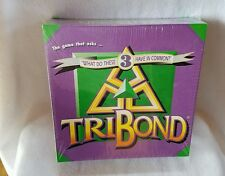 TriBond, board game, Brand New & Sealed T1