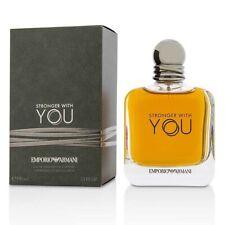 Giorgio Armani Emporio Armani Stronger With You EDT Spray 100ml Men's Perfume