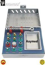 12 Pcs. Bone Expander Sinus Lift Kit Dental Implant Surgical Instruments Sterile