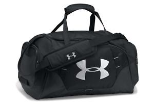 Under Armour Duffel Bag UA Undeniable 3.0 Sports Bag 32L - Black - New