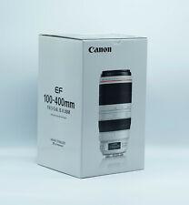 CANON EF 100-400mm f/4.5-5.6L IS II USM NEU OVP