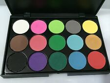 NEW MATTE EYESHADOW GLAMOUR SPRING FASHION RUN WAY  MAKEUP PALETTE