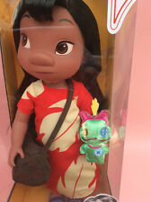 Disney Animator Toddler Lilo large doll genuine from LILO and STITCH scrump