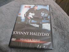 """DVD NEUF """"JOHNNY HALLYDAY : MASTER SERIE, VOLUME 2"""" clips"""