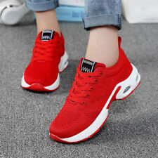 Womens Athletic Sports Shoes Breathable Sneakers Trainers Running Tennis Shoes