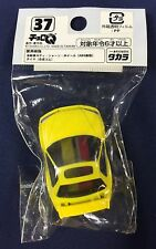 Vintage Takara Choro Q #37 Yellow Nissan Skyline 25GT Turbo R34