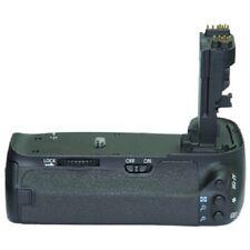 Poignée d'Alimentation Batterie GRIP Canon EOS-60D REMPLACE BG-E9 + SLOT