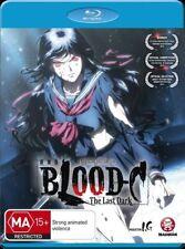 Blood-C - The Last Dark (Blu-ray, 2014)