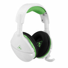 Turtle Beach Stealth 600 Wireless Gaming Headset - White/Green Xbox One
