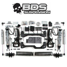 BDS SUSPENSION 2013-2018 DODGE RAM 1500 4WD 6 INCH COIL-OVER LIFT KIT W/O AIR