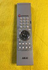 akai vcr remote tv remote controls ebay rh ebay com au