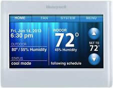 Honeywell Wi-Fi Thermostat 9000 Color Touch Screen Programmable TH9320WF5003