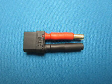 XT90 FEMALE TO 5.5MM BULLET MALE ADAPTER PLUG CONNECTOR 8 AWG AMASS BATTERY ESC