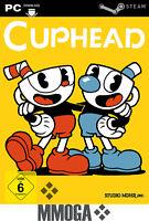 Cuphead - PC Spiel Code - STEAM Digital Download Key - [Action] [DE] [EU]