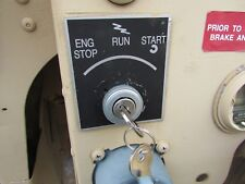 MILITARY HUMMER TRUCK PLUG & PLAY KEYED IGNITION SWITCH H1 HUMVEE M998 M1097