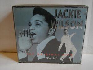 Rare  Jackie Wilson The Original Hits 1957-1971 Double CD
