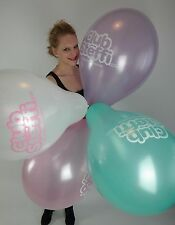 "5 x CLUBSTEFFI Qualatex 16"" Luftballons *PEARL COLORS*BALLOONS*"