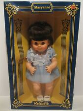 Very Rare New in Box 1960's Reliable Maryanne Doll 16''