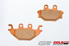 Gold Fren ATV Brake Pads 22230S3 Adly Aeon Arctic Cat Can Am Cectek CPI Hercules