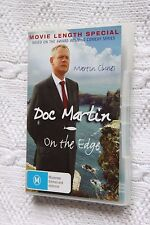 Doc Martin: On the Edge (DVD), R-4, Like new(Disc:New), free post in Australia
