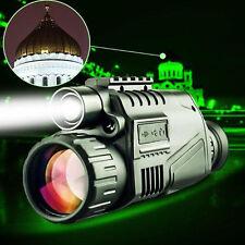 5x40 Handheld Digital IR Night Vision Camera Video Infrared Telescope F/ Hunting