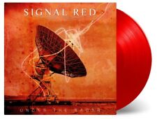 Signal Red - Under The Radar 2x 180g COLOURED Vinyl LP IN STOCK NEW/SEALED