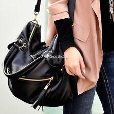 Lady Handbag Shoulder Bag Purse Tote New Fashion PU Leather Women Messenger FT