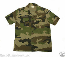 French Army & Foreign Legion F2 CCE Camouflage Short Sleeve Shirt New or Graded