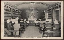 cartolina PORTO POTENZA PICENA colonia perugia-cappella