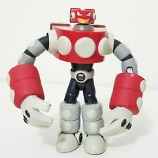 "2004 Mattel MAGNET MAN 5"" Figure G4373 Mega Man NT Warrior"