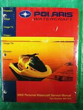 boats watercraft manuals literature for polaris ebay rh ebay com 2000 Polaris Virage 1999 Polaris Genesis Jet Ski