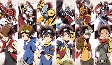 TT267 Digimon Custom Playmats Yugioh MTG Pokemon Vanguard Anime Gaming Mats
