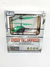 XB Air Victor 2ch Mini Infrared Remote Control Helicopter Toy New-Sealed